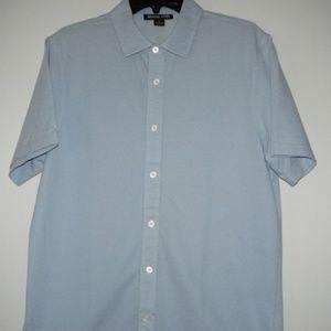 Michael Kors Button Down Shirt L